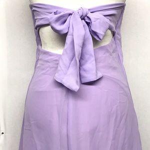 Dresses & Skirts - Lavender Gauzy dress